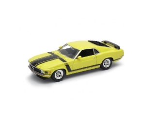 Ford Mustang Boss 302 1:24