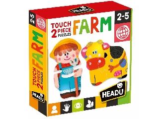 Formapuzzle - Farm 15x2 db-os kirakó