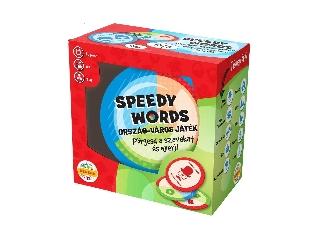 Speedy Words ország-város játék