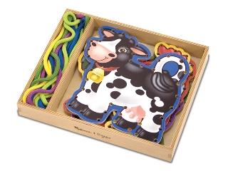 Fűzögetős öltöztető, farm állatai  7815