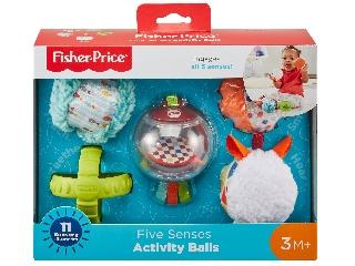 Fisher Price Öt érzék foglalkoztató labdacsomag