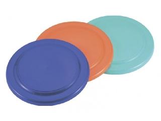 Frizbi 22,5cm-es különböző színekben