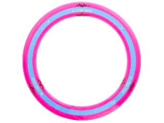 Frizbi rózsaszín-kék