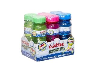 Fubbles Party buborékfújó készlet 6x118 ml