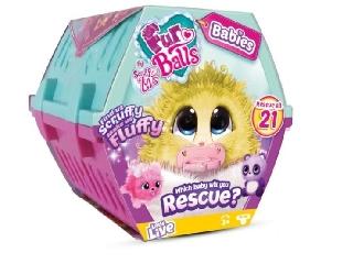 Fur Balls babies (21 gyűjthető plüss)