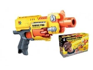 Futótűz félautomata szivacslövő fegyver