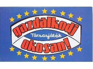 Gazdálkodj okosan társasjáték - eurós változat