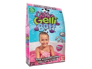 Gelli Baff fürdőzselé csillámos rózsaszín 300g