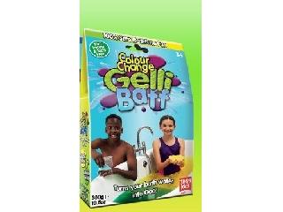 Gelli Baff fürdőzselé színváltós sárga-zöld 300g