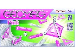 Geomag Panels Pink 22 db-os lányoknak