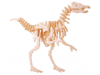 Gepetto's Workshop - Ornithomimus - 3D fapuzzle