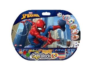 Giga színező Pókember