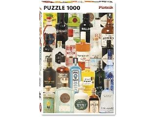 Gin ízelítő 1000 db-os puzzle