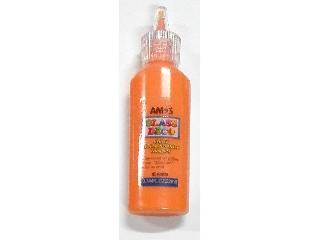 Glass Deco üvegmatrica festék narancssárga 22 ml