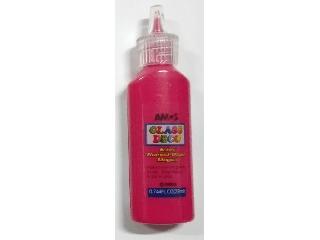 Glass Deco üvegmatrica festék piros 22 ml