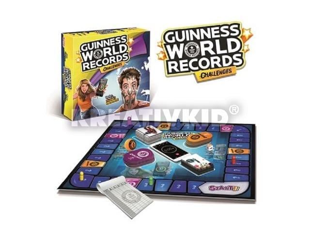 Guiness World Records társasjáték