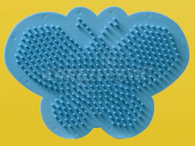 Gyöngyrakó minta - pillangó