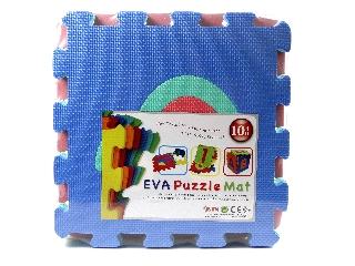 Gyümölcsök 8 darabos habszivacs szőnyeg puzzle