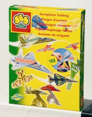 Hajtogató szett - repülő