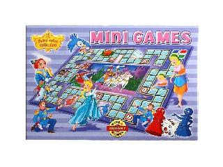 Hamupipőke Mini társasjáték