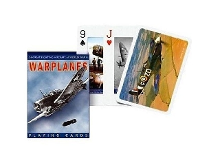 Technikai kártyák - harci repülők