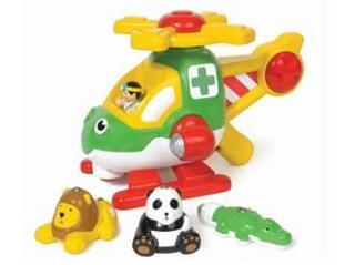 Harry, az állatmentő helikopter
