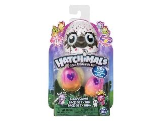 Hatchimals Gyűjthető Tojás (2db+fészek) 4-es széria
