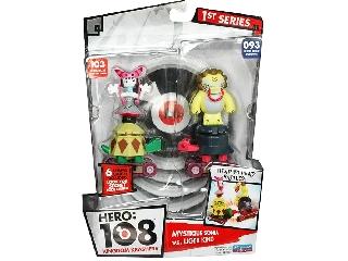 Hero108 2 db-os szett - Misztik Szonja + Liger Király
