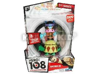Hero 108 figura - Archer Lee (Lee Jász) 009