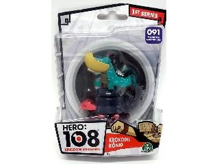 Hero 108 figura - Crocodile King (Krokodil király) 091