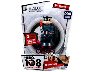 Hero 108 figura - Highroller (Stipistop) 000