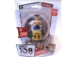 Hero 108 figura - Kow Loon (Kowloon) 023