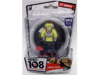 Hero 108 figura - Liger King (Liger király) 093