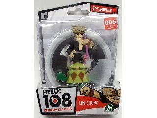 Hero 108 figura - Lin Chung (Lin Chung) 006
