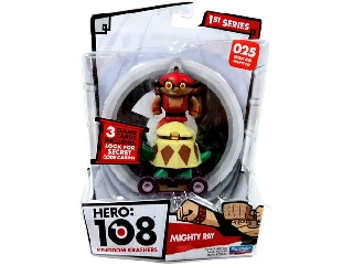 Hero 108 figura - Mighty Ray (Súlyos Sugár) 025