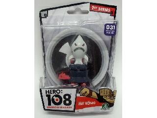 Hero 108 figura - Shark King (Cápa király) 031