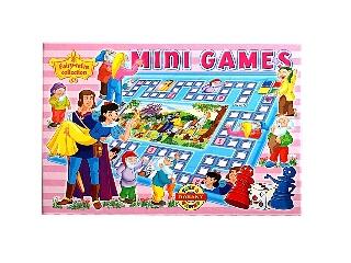 Hófehérke és a hét törpe Mini társasjáték