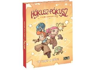 Hókusz & Pókusz - A fabulinmesterek próbatétele képregényes kaland