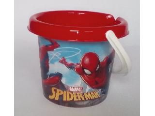 Homokozóvödör kicsi - Pókember