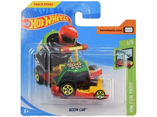 Hot Wheels - HW Fun Park: Boom Car