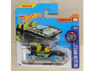 Hot Wheels - HW Glow Wheels: Loopster