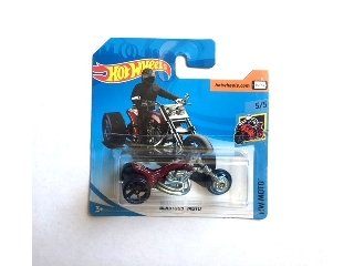 Hot Wheels - HW Moto: Blastous Moto