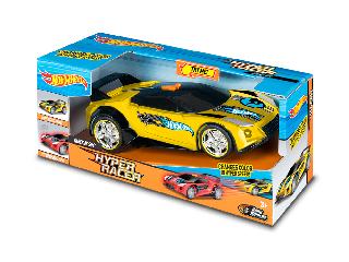 Hot Wheels - Hyper Racer kisautó Quick n Sik sárga