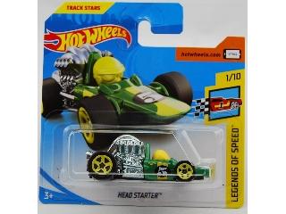 Hot Wheels - Legends of Speed: Head Starter
