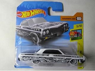Hot Wheels - Art Cars:1964 Impala