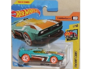 Hot Wheels - Art Cars:Fast Fish