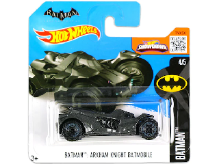 Hot Wheels - Batman:Arkham Knight Batmobile