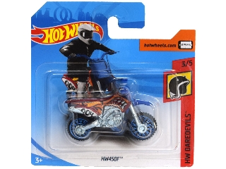 Hot Wheels - Daredevils:HW450F