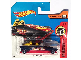 Hot Wheels - Daredevils:Ice Shredder