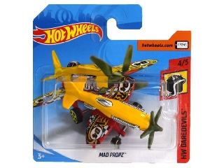 Hot Wheels - Daredevils:Mad Propz
